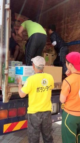 <速報>熊本地震の災害救援活動を開始しました