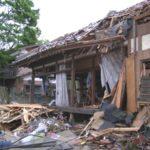 竜巻災害にボランティアを派遣しました。(茨城、栃木)