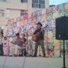 石巻の復興祭りに音楽ボランティア「たんぽぽ」が参加