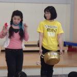 気仙沼の幼稚園児たちに音楽で「遊びの精神」を届けました!リトミックでボランティア